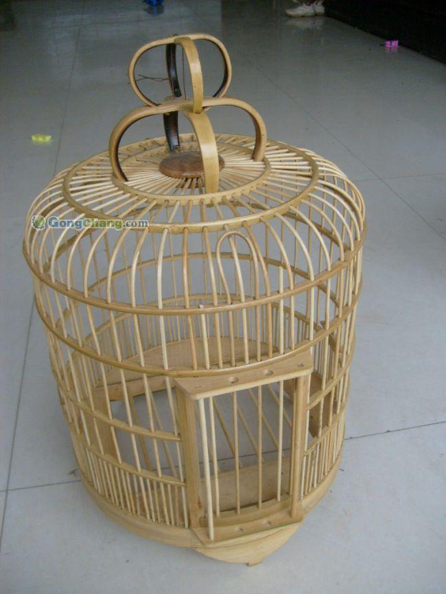 廠家批發竹制鳥籠 鳥籠批發 裝飾鳥籠 畫眉鳥籠 寵物籠