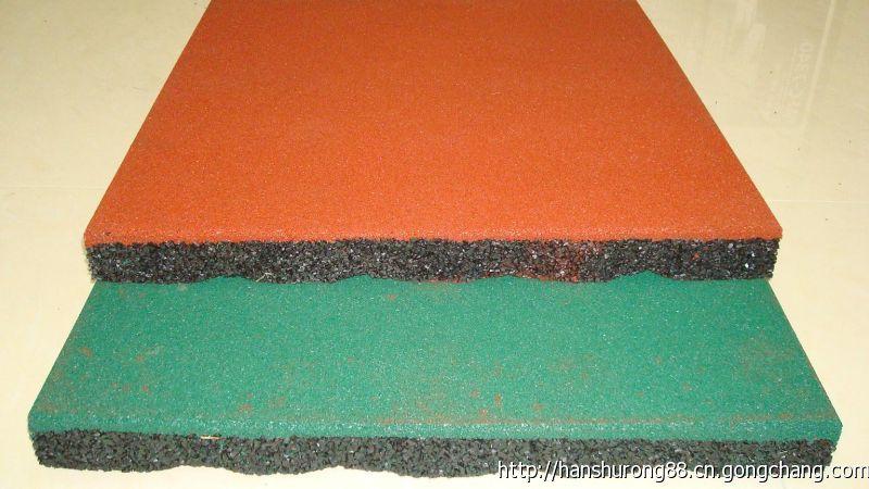 青岛厂家批发操场橡胶地垫、户外安全地垫、户外防滑垫