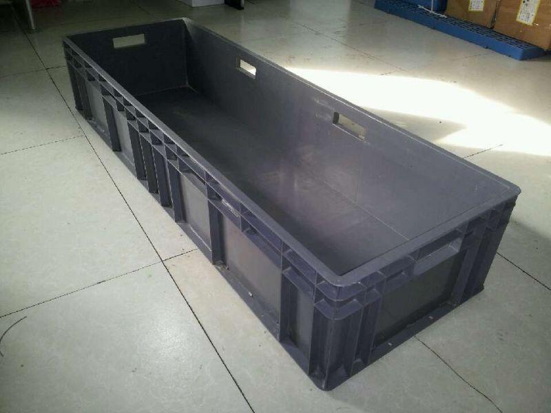 供应eu8628物流箱汽车配件周转箱.
