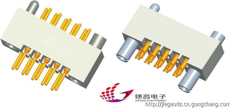 w系列印制板电路连接器