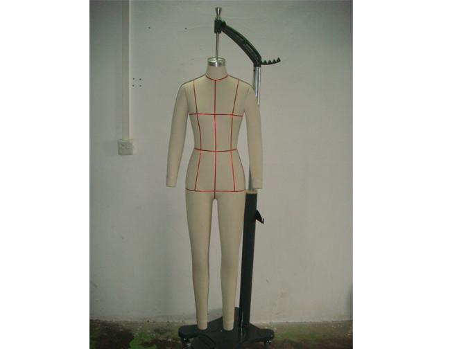 出口制衣板房模特,出口板房公仔,出口裁剪模特