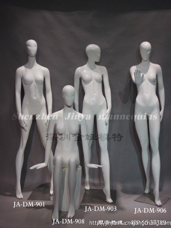 深圳知名服装牌高端橱窗模特