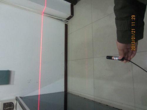 紅光一字線定位燈