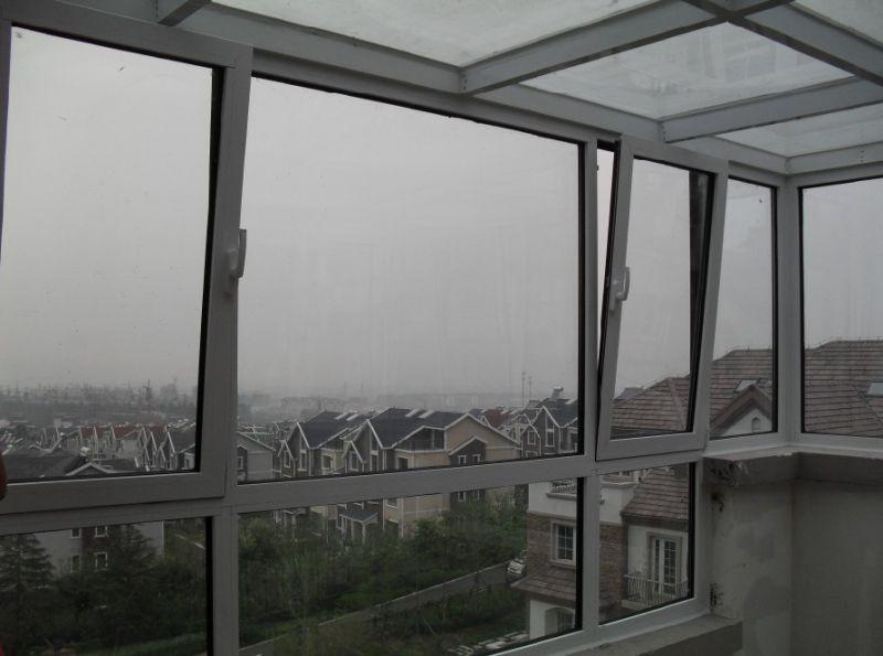 定制阳台隔音窗/阳台整体隔音降噪