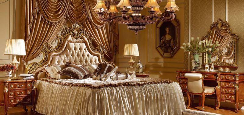 中国家具十大品牌 酒店家具 别墅家具 欧式家具 金凤凰家具
