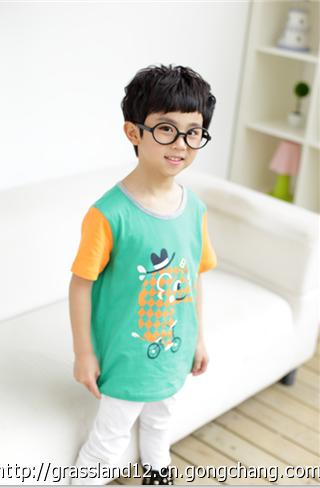 中國童裝品牌吉象貝兒零費用加盟