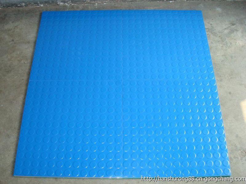 橡膠地板鋪裝