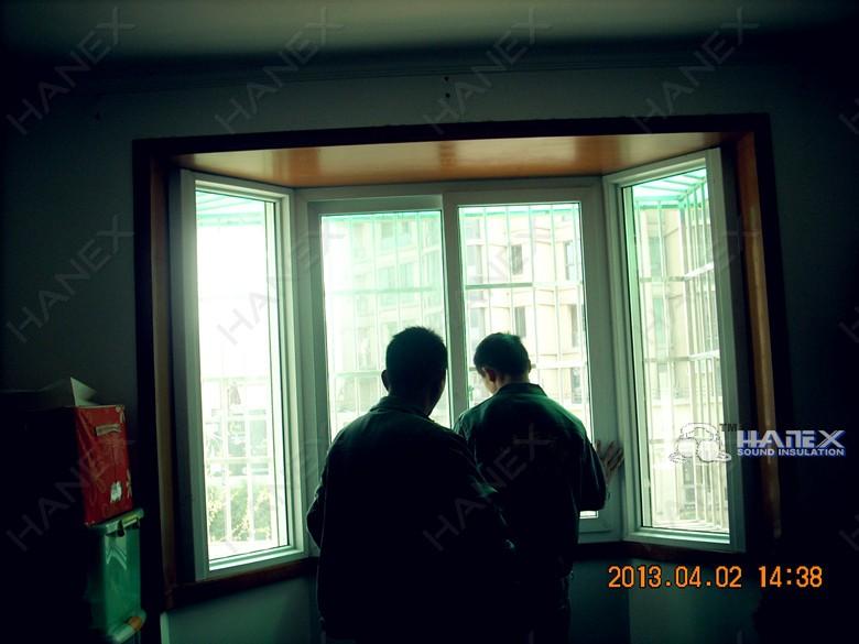 出售八角隔音窗/八角隔声窗——无需拆卸原窗,方便快捷