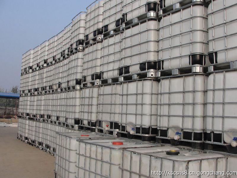 昆山吨桶回收 二手回收