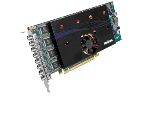 Matrox M9188 PCIe x16  Matrox M9188 PCIe x16八显示器图形卡专为需要马上看到大量数据的专业监视环境而设计,用于关键业务决策。 Matrox M-系列这款最新的产品是全球首块单插槽PCIe x16板卡,可以同时支持DisplayPort和DVI单连接输出,确保与当今绝大多数的显示器兼容。它有2GB内存和先进的桌面管理功能,如独立或是 延伸桌面模式,在如能源、运输、处理控制、金融交易和其它关键业务环境下性能优异。 功能