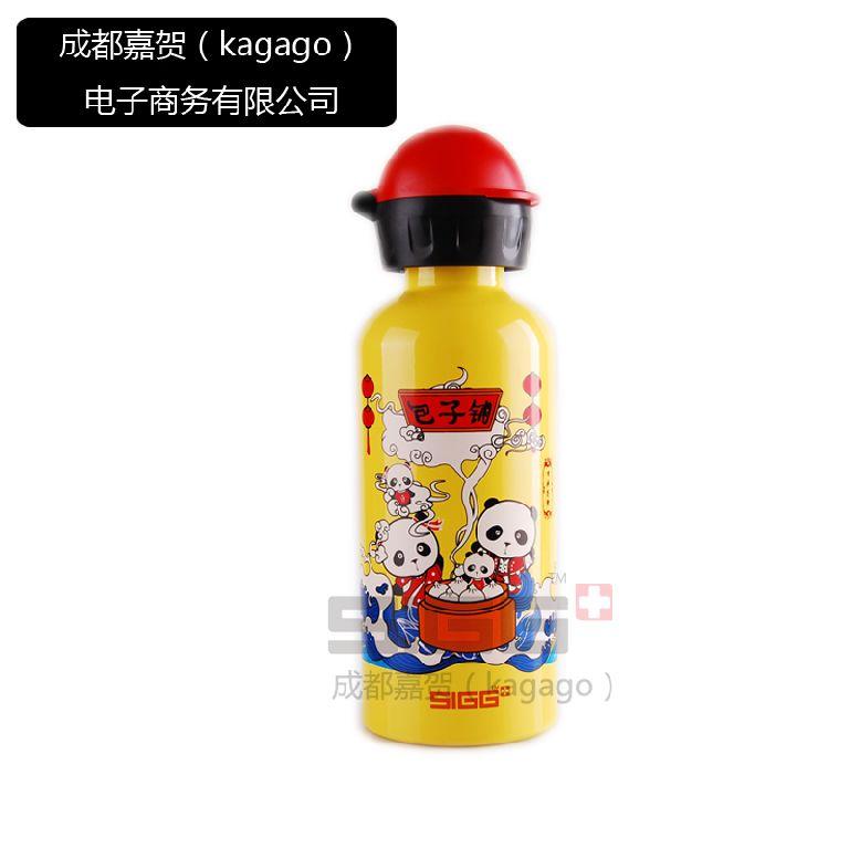 瑞士希格SIGG 兒童水壺 8402.50 可愛卡通水壺