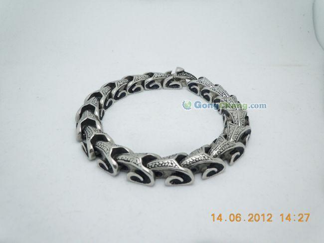 供應2012超級新款不銹鋼首飾 專業鑄造廠