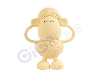 绵羊动物,可爱,创意u盘