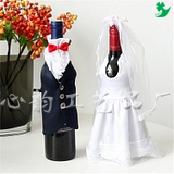 廠家現貨直銷 精美酒瓶禮服 婚禮用品 胸花 新娘頭飾 兒童頭飾