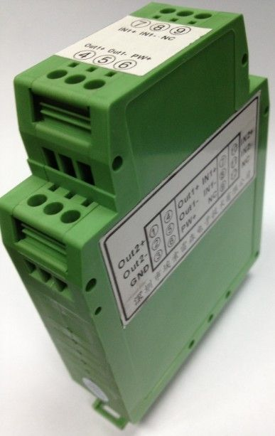 0-5v转4-20ma信号隔离器