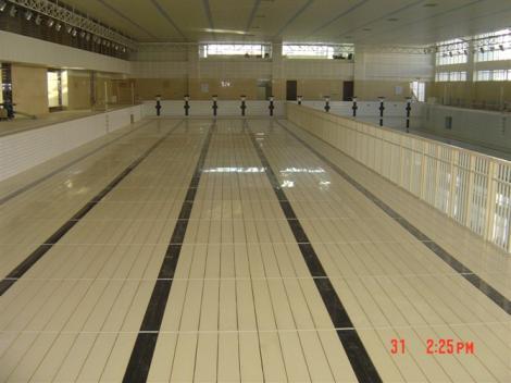 游泳池墊層(沉箱)