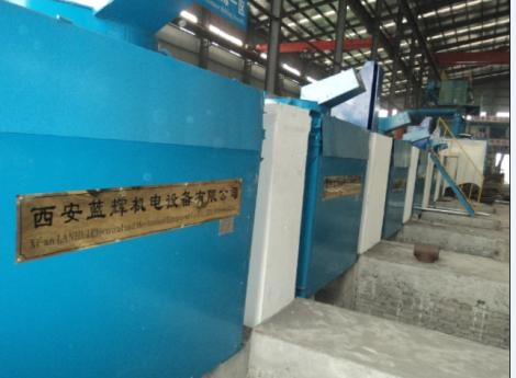 5T中频电炉