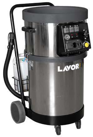 工業型油污清洗蒸汽清洗機噴抽一體機GV ENTA 3000