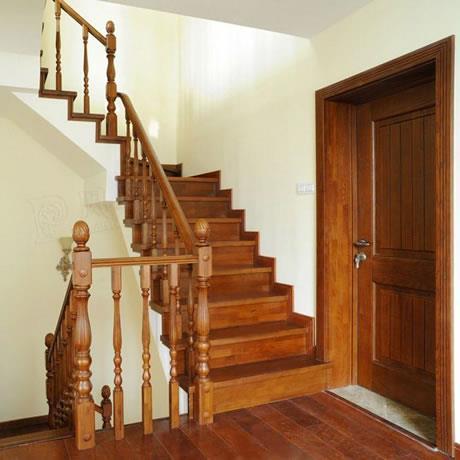 实木楼梯图纸