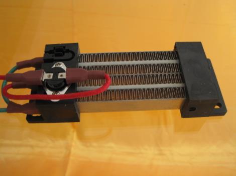 暖风机用ptc发热器