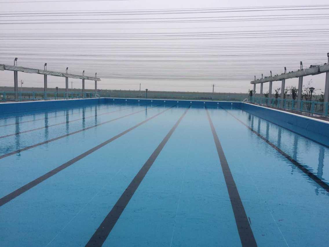 常州拆裝式游泳池(整體式游泳池)圖片