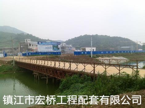钢桥案例镇江新区圌山温泉度假村案例