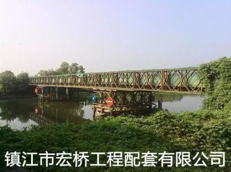 钢桥案例吴江苏震桃A2标