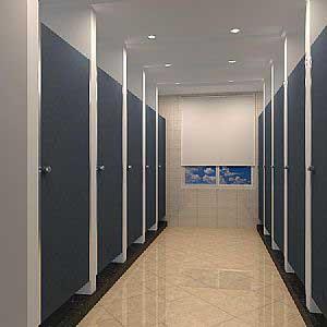 【免费量尺寸】【防水防潮耐腐蚀】洗手间隔断材料