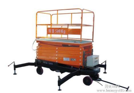 移动牵引式液压机械图片