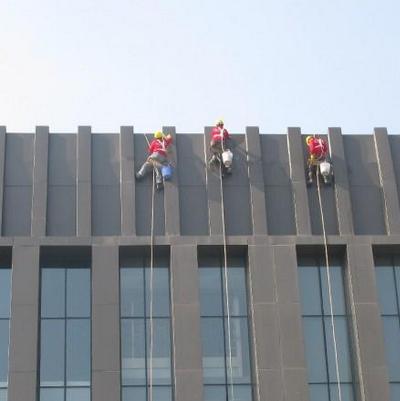 宾馆外墙效果图大全
