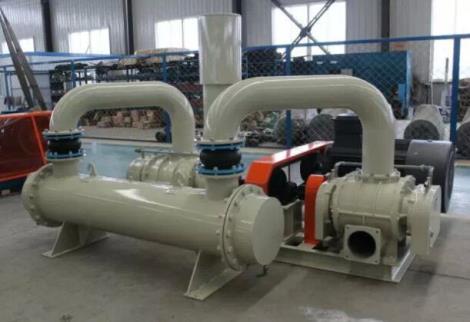 罗茨鼓风机负压真空泵回转式鼓风机技术制造