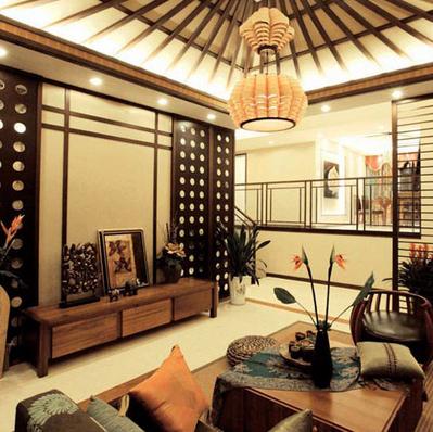 东南亚装修风格