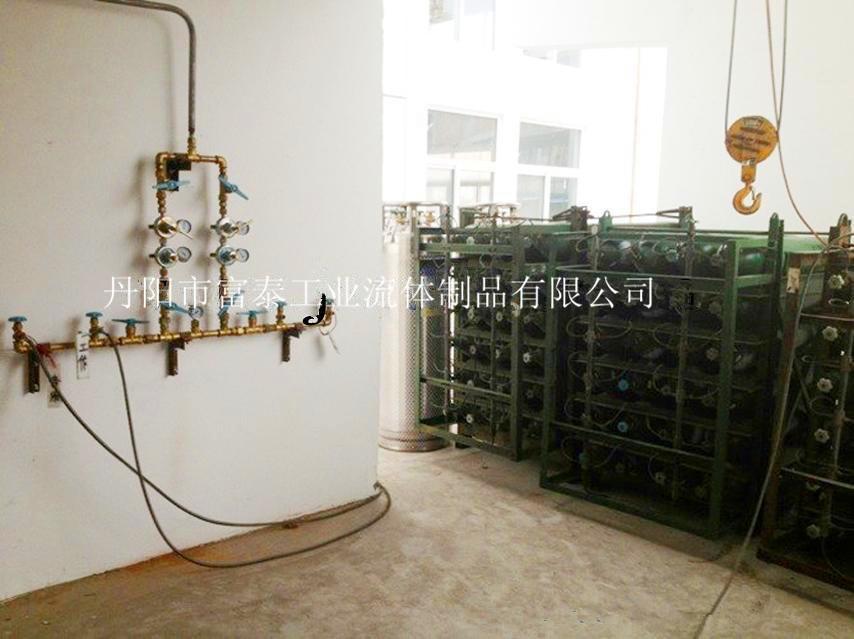 氫氣匯流排