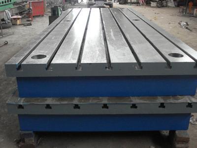 T型槽平板,鑄鐵T型槽平板