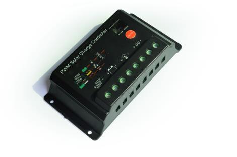 硕日市电互补太阳能控制器