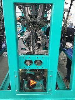 SGE286型高速双针床经编机