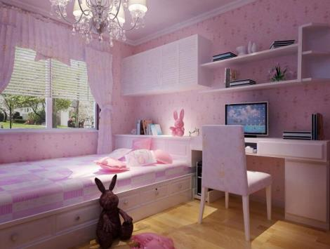 小房间装修图片