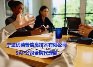 宁波贸易公司管理软件 贸易行业ERP 首选SAP代理商优德普