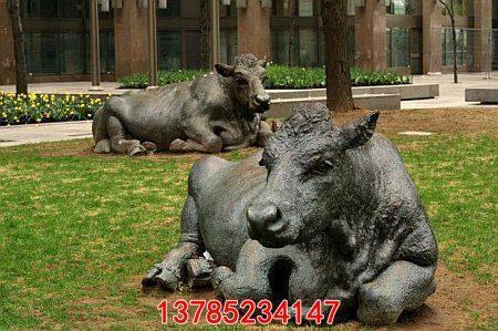动物雕塑 (2)