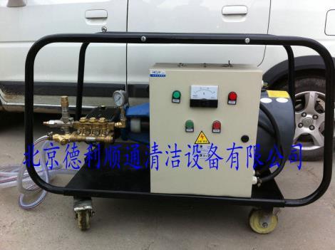 天津轨道高压水枪清洗机最低价格