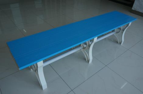 塑料更衣凳2