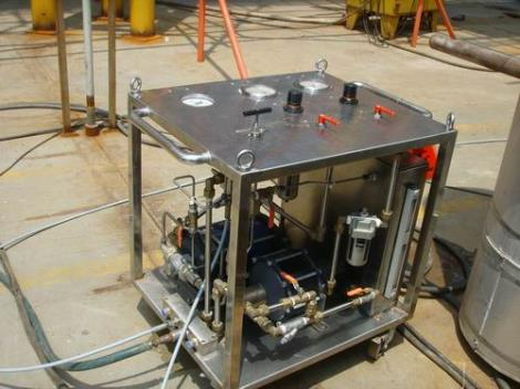 馨予制造 移動式水壓測試單元廠家供應/參數報價 大量供應