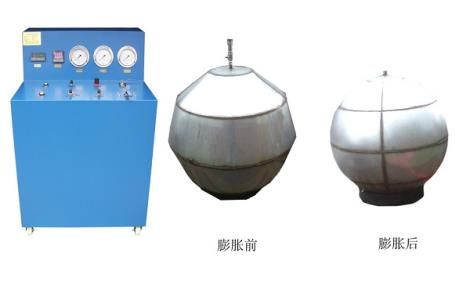 上海馨予 專業制造工藝品鋼球膨脹試驗機/廠家 大量生產