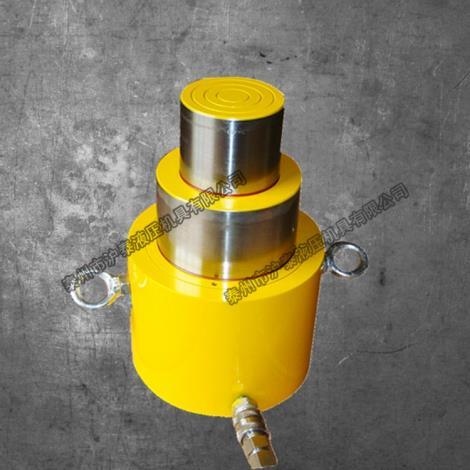 单作用分体式多级液压千斤顶图片