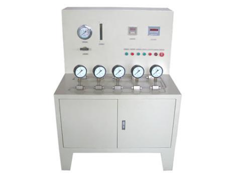 馨予供應 壓力表/ 傳感器測試臺-壓力測試臺/壓力表試驗臺/傳感器試驗臺直銷
