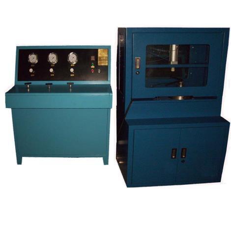 氣瓶閥門氣密脈沖試驗臺/氣瓶耐壓測試機/脈沖試驗臺廠家直銷