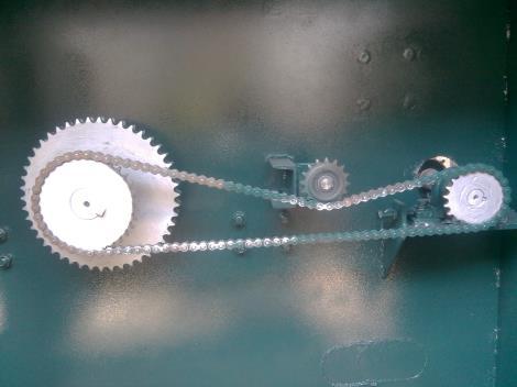 玻璃纖維網片拉幅整緯機