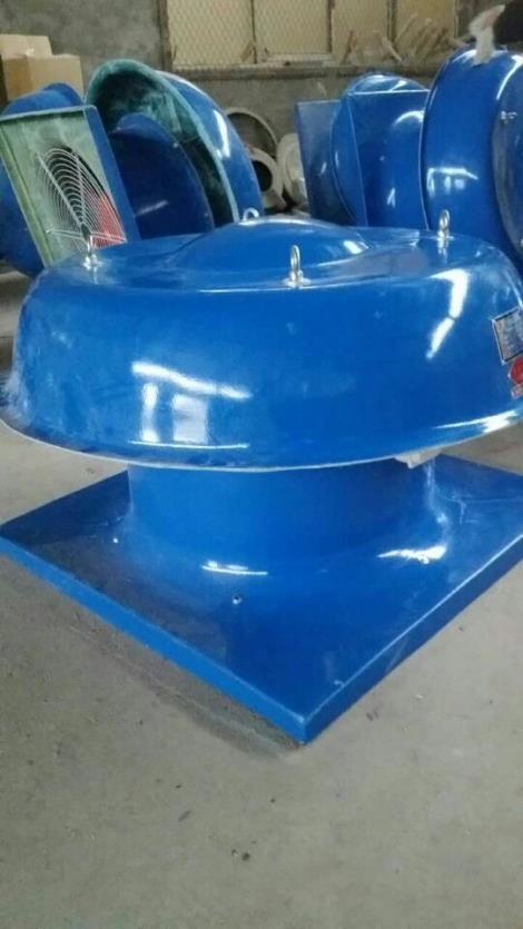玻璃鋼屋頂軸流風機