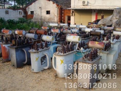 二手旧变压器回收