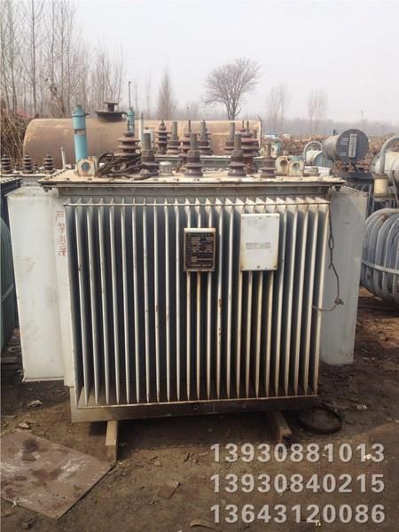 专业废旧变压器回收